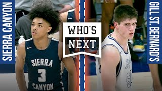 Sierra Canyon (CA) vs Gill St. Bernard's (NJ) - 2020 Metro Classic - ESPN Broadcast Highlights
