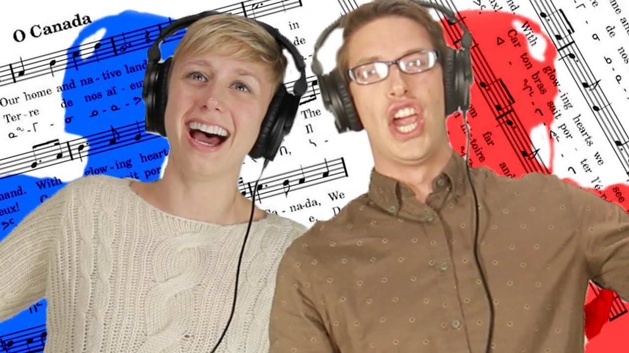 """Americans Try To Sing """"O Canada"""" thumbnail"""