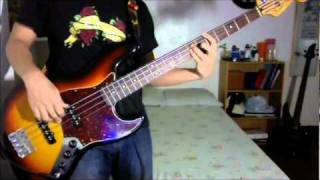 THE DAY YOU SAID GOODNIGHT - Hale (Bass Cover)