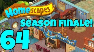 HOMESCAPES - Gameplay Walkthrough Part 64 - Robbie