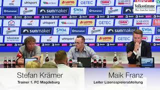 FCM vor Eintracht-Spiel