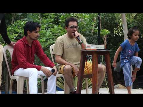 Live Music Perfomance By Nitish Bharadwaj - Part 2