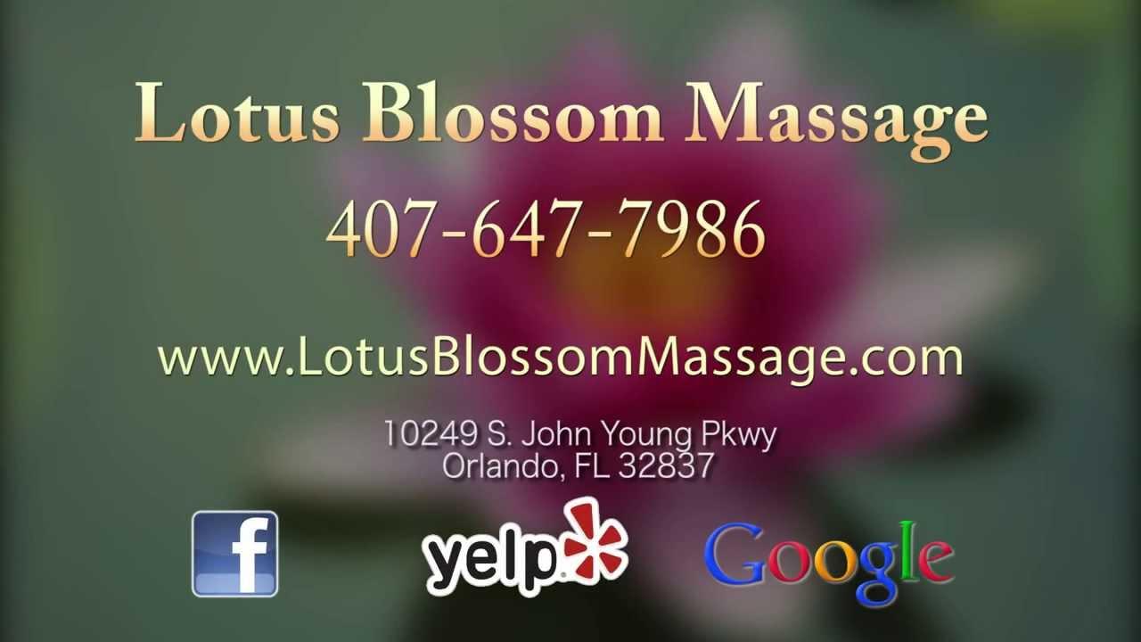 Massage Therapy Spa Promo