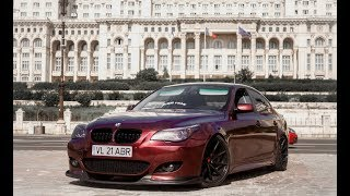 Prezentare BMW E60 - ABR