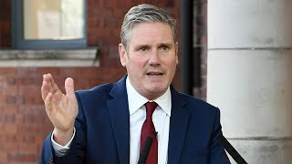 Keir Starmer says British public are not to blame for Government's failure to control coronavirus