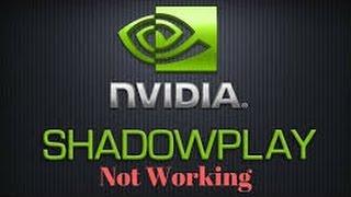 nvidia shadowplay laggy - मुफ्त ऑनलाइन