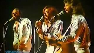 amir mostafa BEE GEES Spirit tour 1979 TV Special