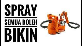 SPRAY SEMUA BOLEH BIKIN - #PZPSPRAY