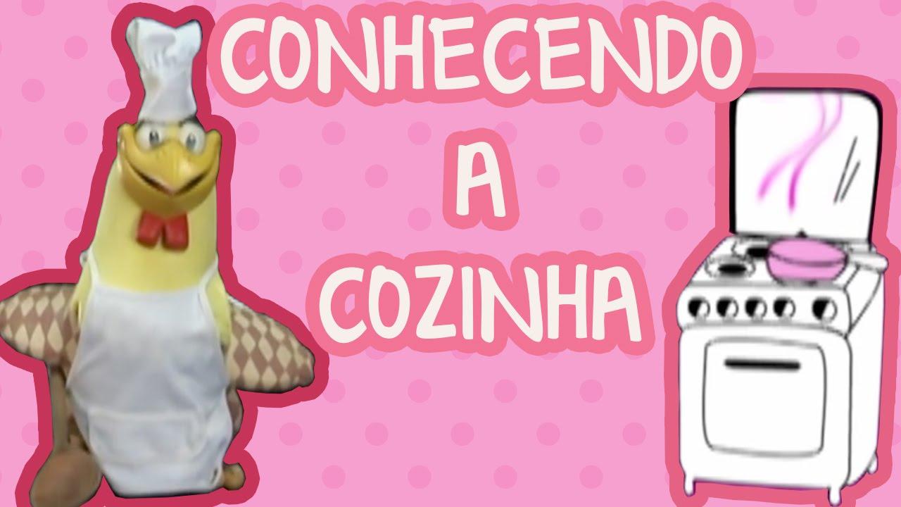CONHECENDO A COZINHA| BEBÊ MAIS CASA