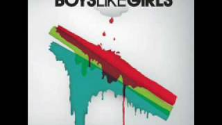 Boys Like Girls - Up Against A Wall