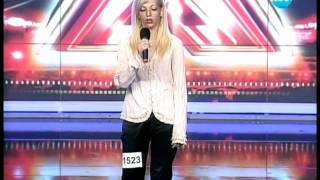 The X Factor   Bulgaria   Mary   12.09.2011