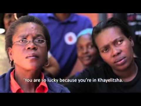 "Video ""The treatment is terrible!"" - XDR-TB in Khayelitsha"