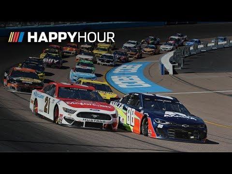 NASCAR キャンピング ワールド(フェニックス) ハイライト動画(52分)