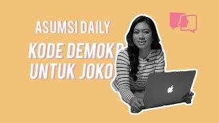 Kode Demokrat Untuk Jokowi - Asumsi Daily