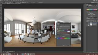 How to Render 360° Panorama View in 3Ds Max vray & Upload on Facebook