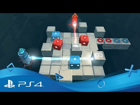 Death Squared | Gameplay trailer | PS4 thumbnail