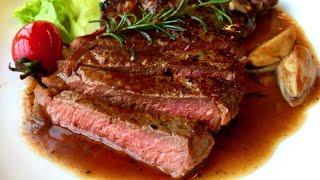 Cách Làm Bò Bít Tết Ngon Như Nhà Hàng   Hướng Dẫn Làm Bò Bít Tết Ngon Mà Dễ   How To Cook Beef Steak