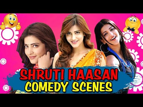 Shruti Hassan 2019 Superhit Comedy Scenes