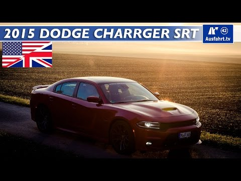 2015 Dodge Charger SRT 392- FULL Test, In-Depth Review and Test Drive (English)