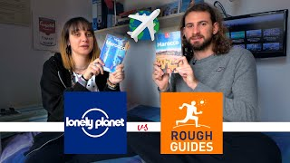 LONELY PLANET vs ROUGH GUIDE (Feltrinelli) – La miglior guida di viaggio