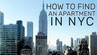 How to Find an Apartment in NYC | Renting Tips, Where/When to Look, & More