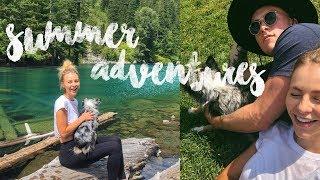 Summer Adventures   MEL WEEKLY #64