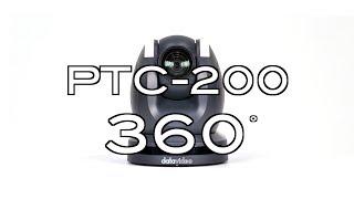 【360 Product Video】PTC-200 4K PTZ Camera