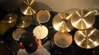 Arch Enemy - My Apoclaypse (Drum Cover)
