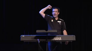 HU General Session Series: Vocal Warm-Ups with Rob Mance