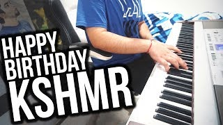 KSHMR - MAGIC (EPIC BIRTHDAY PIANO COVER)