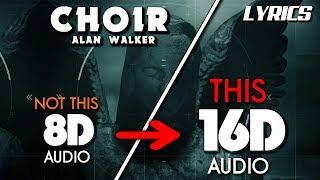 Guy Sebastian   Choir (Alan Walker Remix) [16D AUDIO | NOT 8D] 🎧 With LYRICS