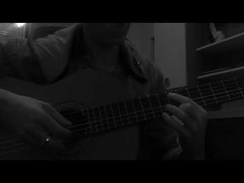Тату-Югославия,исп. Лена Катина переложение для классической гитары