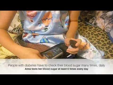 Sinelnikov Diabetes bei Kindern
