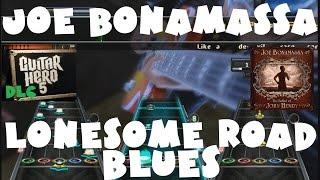 Joe Bonamassa - Lonesome Road Blues - Guitar Hero 5 DLC Expert Full Band (January 7th, 2010)