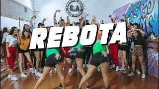 REBOTA  Guaynaa  Choreography by Emir Abdul Gani