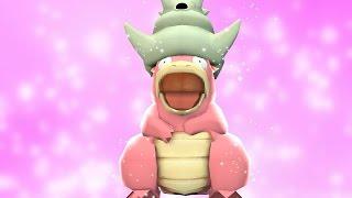 Slowking  - (Pokémon) - Minecraft LENDARIO SLOWKING !? #36 Pokemon Champion ‹ Sky ›