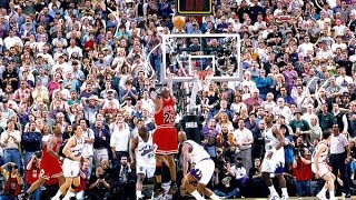 Greatest NBA Playoff Moments of All Time