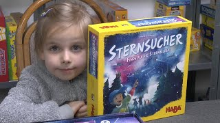 Sternsucher (Haba) - ab 6 Jahre - kein Spiel für langsame Spieler/innen