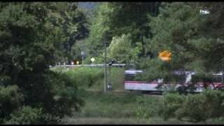 preview picture of video 'Das Karlsruher Modell - Straßenbahnen auf DB-Gleisen'