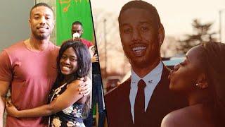 Michael B. Jordan Surprises Teen Who Took Cardboard Cutout of Him to Prom