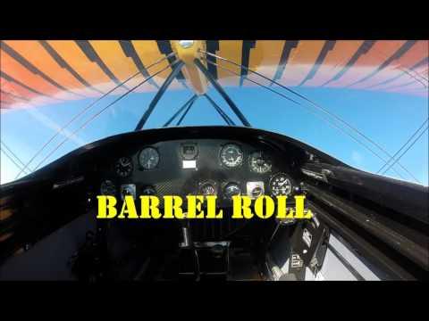 Aileron vs Barrel Roll