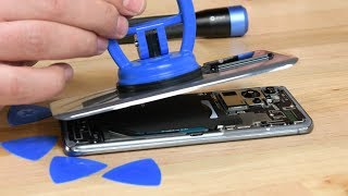 Samsung Galaxy S20 Ultra Teardown: These Cameras are CRAZY!