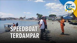 Speedboat Dikabarkan Rusak di Perairan Kepulauan Togean