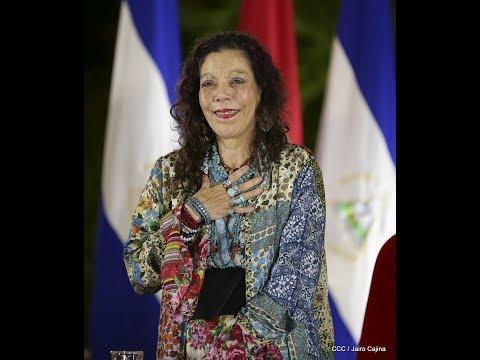Compañera Rosario Murillo condena el odio y la destrucción en que han pretendido sumergir al país