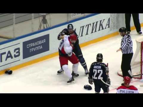 Max Warn vs. Artem Sergeev