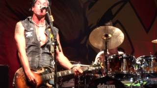 Jackyl - Make the Room Go Boom - Salem, OH - 2013