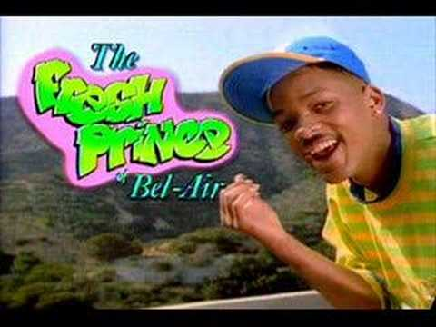 Will Smith - Fresh Prince Of Bel-Air (Theme Song)