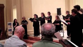 Video: Lux Aeterna by Michelle Roueché; performed by Angelica Women's Chamber Choir