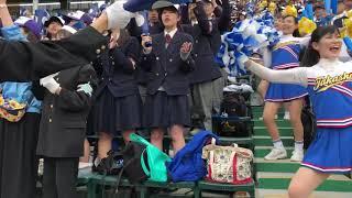 高松商応援メドレー 得点して押せ押せムード  2019選抜甲子園