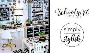 Simply Stylish Classroom Décor